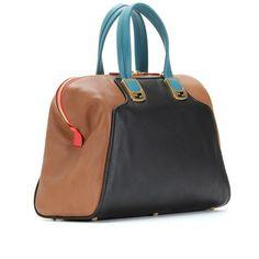 Fendi Chameleon Tote (138.680 RUB) ❤ liked on Polyvore featuring bags, handbags, tote bags, purses, сумки, women, purse tote, shoulder strap handbags, shoulder handbags and leather handbags