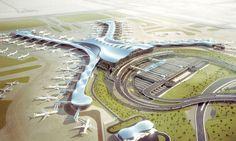 Abu Dhabi Airport Complex  Kohn Pedersen Fox
