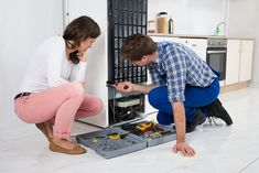 It will really be easier for you to choose the best Refrigerator & Freezer Repair Services for your home. These points will help you to narrow down your search and will ensure that your refrigerator and freezer are repaired in the quickest time possible. Air Conditioning Installation, Appliance Repair, Refrigerator Freezer, Samsung, Home Appliances, Refrigerators, Gatineau, Ice Packs, Spare Parts