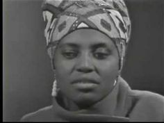 "A summary of South African History in a song ""Khawuleza"" sang by Africa's music legend Miriam Makeba AKA Mama Africa"