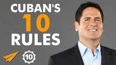 Mark Cuban Interview - Mark Cuban's Top 10 Rules For Success