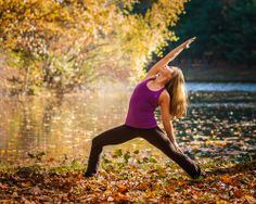 #yoga in #nature Yoga Images, Health And Wellness, Autumn, Fall, Fitness, Nature, Beauty, Naturaleza, Health Fitness