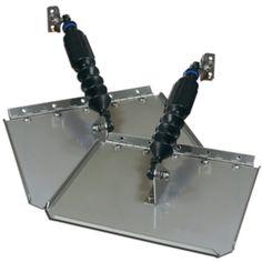 Nauticus ST1290-80 Smart Tab Trim Tabs 12 X 9 18 - 22 FT W/150-240 HP