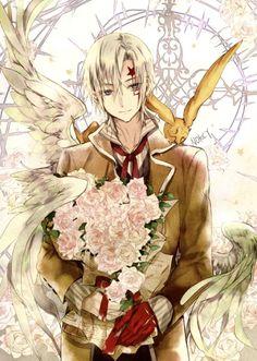 Allen Walker - D. Anime Couples Manga, Cute Anime Couples, Manga Anime, Anime Art, Allen Walker, Hot Anime Boy, Anime Guys, D Gray Man Allen, Persona Anime