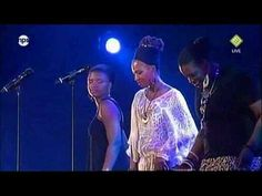 My Name is Peaches! Sang it and tell the story!  ft. Lizz Wright, Dianne Reeves & Simone - Four Women (NSJ '09)