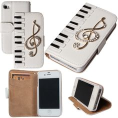 Piano keyboard case for iphone