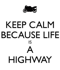 life is a highway - Google Search