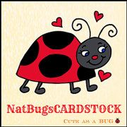 Digital Cards for any Occasion by NatBugsCARDSTOCK on Etsy
