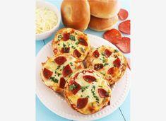 Τα πιο νόστιμα σπιτικά πιτσάκια! Pepperoni, Easy Desserts, Vegetable Pizza, Tacos, Pie, Vegetables, Ethnic Recipes, Food, Torte