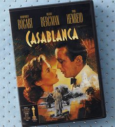 """Ilsa: """"I can't fight it anymore. I ran away from you once. I can't do it again. Oh, I don't know what's right any longer. You have to think for both of us. For all of us."""" Rick: """"All right, I will. Here's looking at you, kid."""" Casablanca (1942)"""