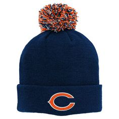 Youth Chicago Bears White Training Camp 39THIRTY Flex Hat