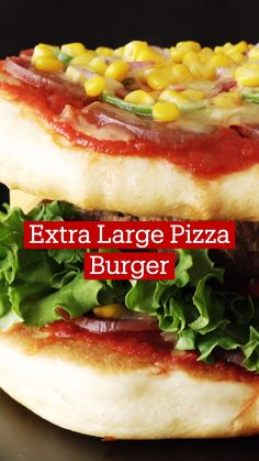 Fun Baking Recipes, Easy Delicious Recipes, Cooking Recipes, Healthy Recipes, Pizza Burgers, Good Food, Yummy Food, Healthy Groceries, Side Dish Recipes