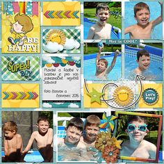"""kit: Kids At Play """"Bundle Collection"""" by Paty Greif https://www.pickleberrypop.com/shop/product.php?productid=39364&page=1  template: Day By Day 5 by Dagi's Temp-tations http://store.gingerscraps.net/Day-By-Day-5.html"""
