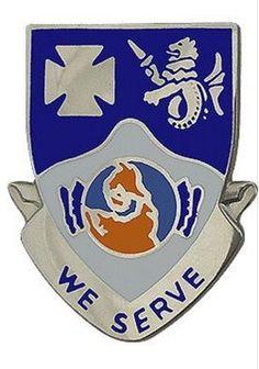 23rd Infantry Regiment Unit Crest (We Serve)