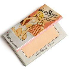 The Balm Sexy Mama Anti-Shine Translucent Powder $19 / La poudre matifiante de The Balm 19 $