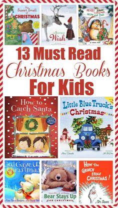 13 Must Read Christmas Books for Kids - Kinder Weihnachten