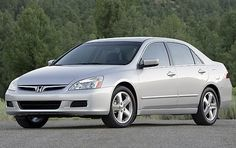 2007 Honda Accord ... Such a boring car!