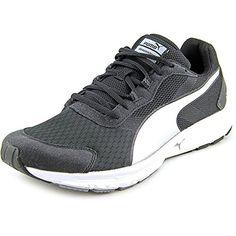 Puma Mens Descendant V3 Running Shoes Black Puma Silver 12 D(M) US 070f19bbb
