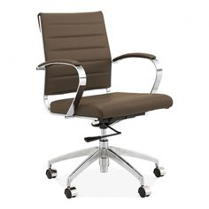 Deluxe Office Chair with Short Backrest - Dark Grey- Deluxe Office Chair with Short Backrest – Dark Grey Cult Living Deluxe Dark Grey Office Chair Black Office Furniture, Black Office Chair, Grey Office, Swivel Office Chair, Patio Furniture Sets, Office Chairs, Office Lounge, Furniture Vanity, Desk Chairs