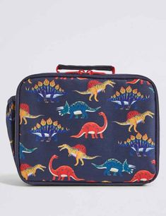 Marks and Spencer Kids Dinosaurs Lunch Box Kids Lunch Bags, Lunch Box, Gourmet Gifts, Cute Dinosaur, Kits For Kids, Gift Hampers, Fancy Pants, Wine Gifts, School Uniform