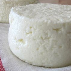Experimentos lácteos (1) queso fresco y ricotta