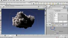 In this tutorial, you will learn how to use the Cloud Rig tool in Houdini. This tool lets you use volumes to generate realistic clouds and cloudscapes. In both cases, you will start out with a simple box and fill it up with a volume. You will then add noise to create a puffier look. Under the surface, this tool uses the OpenVDB tools introduced with Houdini 12.5.