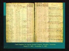 Documenting Death in the Civil War via NARA