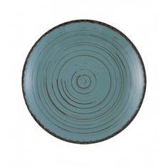 Pratos Cerâmica Azul 21 cm - Conjunto de seis pratos sobremesa em cerâmica azul.  Cerâmica sempre foi conhecida pela sua  resistência e durabilidade, ter um produto desta qualidade que é o conjunto de pratos  em sua casa para receber amigos em um chá da tarde ou um almoço com a família, neste conjunto de pratos que traz um charme a sua mesa com toque de simplicidade.  Para conservar lavar com detergente e esponja macia.  Aposte nesse belíssimo conjunto de 6 pratos azuiz que combina com todos…