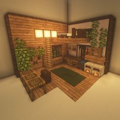 Minecraft Cottage, Minecraft Mansion, Cute Minecraft Houses, Minecraft Room, Minecraft Plans, Amazing Minecraft, Minecraft House Designs, Minecraft Blueprints, Minecraft Creations