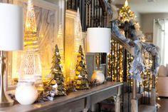 Christmas Home Tour-Iris Nacole irisnacole.com