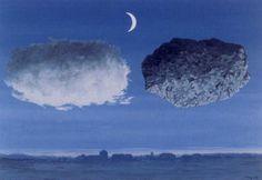 La bataille de l'Argonne di René Magritte, 1964