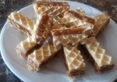 Figaró recept foto Waffles, Breakfast, Food, Morning Coffee, Essen, Waffle, Meals, Yemek, Eten