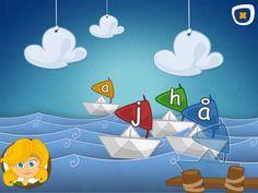(2014-05) Læserejsen er udviklet til at støtte den første læseindlæring i 0. klasse. Appen er gratis og fra center for læseforskning