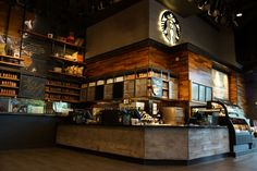 New Downtown Disney Starbucks Inspired by the Magic of Disney Coffee Shop Interior Design, Coffee Shop Design, Cafe Design, Starbucks Shop, Disney Starbucks, Starbucks Coffee, Cozy Coffee Shop, Coffee Store, Cafe Bistro