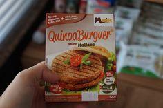 Quinoa Burguer