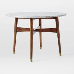 Reeve Mid-Century Dining Table | West Elm