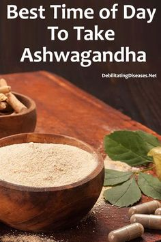 Best Time of Day to Take Ashwagandha Ayurvedic Recipes, Ayurvedic Remedies, Ayurvedic Healing, Ayurvedic Herbs, Holistic Healing, Holistic Nutrition, Health And Wellness, Healthy Mind, How To Stay Healthy