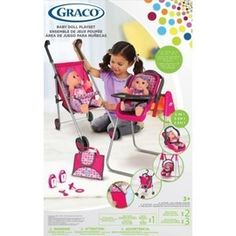 1000 Images About Baby Doll Stroller Set On Pinterest