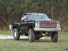 awesome chevy trucks | Lifted+chevys+mudding