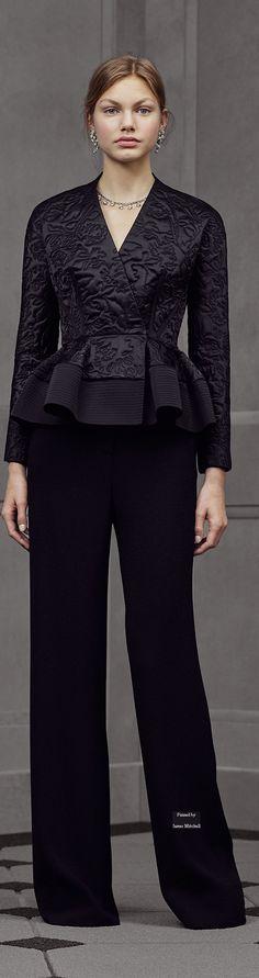 Balenciaga Pre Spring 2016 collection