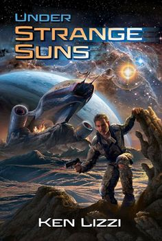 Title: Under Strange Suns Genre: SF Author: Ken Lizzi Website: Publisher: Twilight Times Books Purchase link: About the Book: In the tradition of Edgar Rice Burroughs' John Carter of Mars, Under S...
