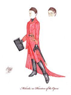 Melinda's secret Wardrobe - Phantom of the Opera by maya40.deviantart.com on @deviantART