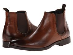 To Boot New York Wesley Cognac Trapper Gentleman Shoes, To Boot New York, Leather Chelsea Boots, Sexy Boots, Celebrity Dresses, Celebrities, Free Shipping, Shorts, Style
