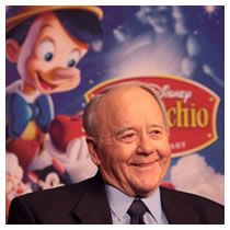 Dick Jones, the voice of Pinocchio, February 25, 1927 - July 7, 2014