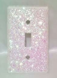 #GlitterBedroom