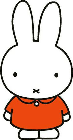 1000 Images About Miffy On Pinterest Magnetic Notepads