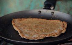 Panqueca indiana de arroz e lentilha do 'Bela Cozinha' - Bela Cozinha - Programas - GNT