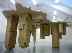 Sculpture by François Mazabraud
