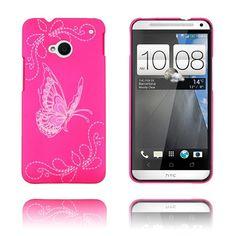 Joy (Rosa) HTC One Etui