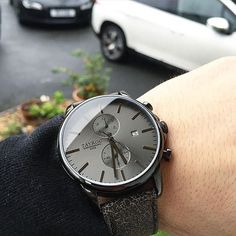 mensfashionpost via menstylica: Reward your wrist with the TXM092 by @Tayrocwatches Follow @Tayrocwatches for more affordable & luxurious watches www.tayroc.com